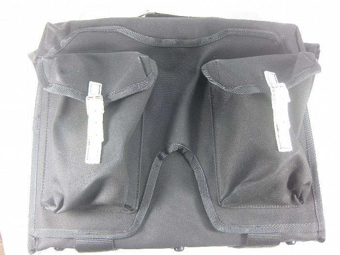 Carradice City Folder Notebook Tasche Fahrradtasche BAG schwarz Gepäcktasche NEU